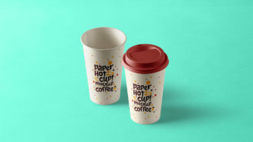 Transparent Plastic Cup Package Mockup Free Package Mockups